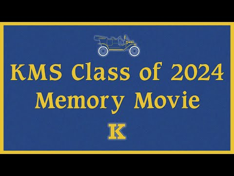 Kingsford Middle School 2024 Memory Movie