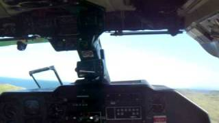 Hebridean Air Services BN-2 Islander G-HEBR takeoff Coll