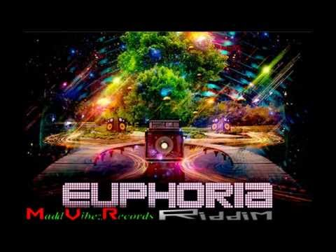 Euphoria Riddim Instrumental - Prod. by - {Madd Vibez Records} January 2015