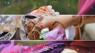 💞💖Dhere dhere Is Dil Ka Jeena Hai Karar...💖💞Song Status 💛By lovely mahek creation💖💝