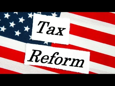 The 2017 Tax Reform Passed | What Does This Mean To You & Stock Market Alert