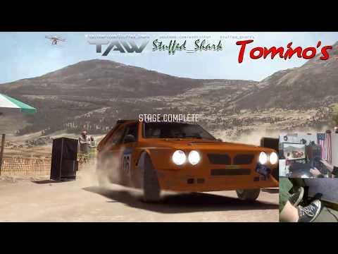 Season 2 | HRC Week 4: Rally Kenya (Greece, Finland, Wales) -  Crest Autosport Simrally Championship