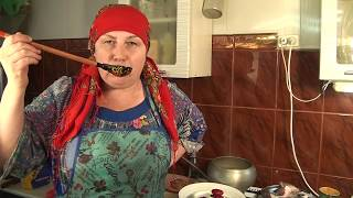 УХА из ЛЕЩА Жареная рыба Пожарила и ем