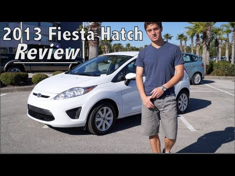 Ford Fiesta Hatch 2013:  In Depth Review