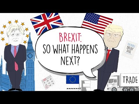 What does Boris Johnson's election win mean for Brexit? | Brexit Explained