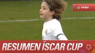 Resumen de octavos y cuartos de final de la Íscar Cup - LaLiga Promises 2015/2016