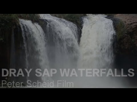 Dray Sap Waterfall Vietnam - Water Landscapes - Trailer 6 - Vietnam Film Production