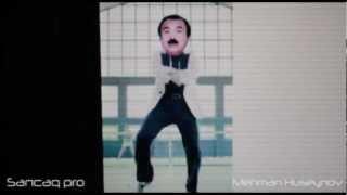 Oppa GANGNAM Style - Azerbaijan official version 2012