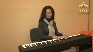 Уроки вокала - Вокальное упражнение и распевка