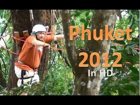 My Trip to Phuket, Thailand