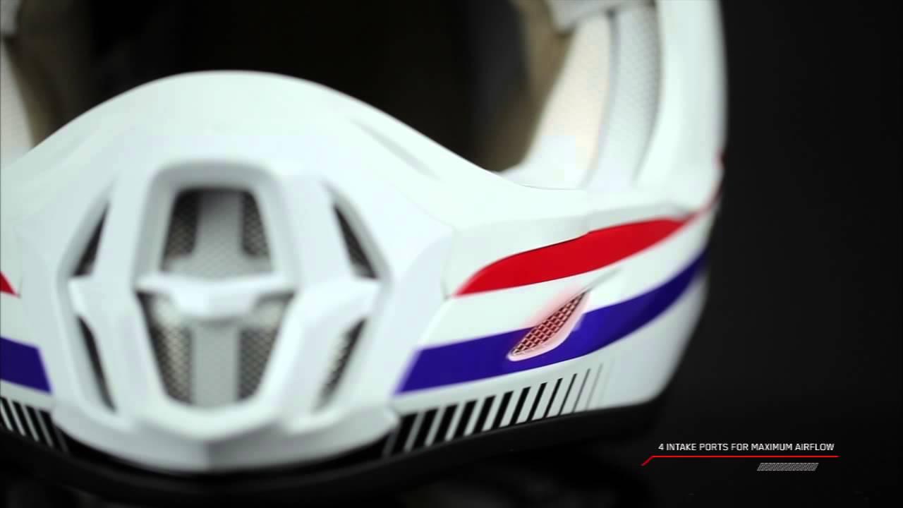 EVS Sports HT7GT-LNWBKRWB-XXL T7 GT Helmet Liner
