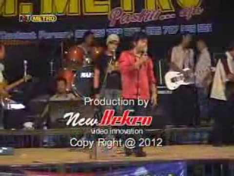 Om New METRO - DENDAM - Wawan Purwadha [karaoke]