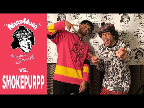 Nardwuar VS Smokepurpp