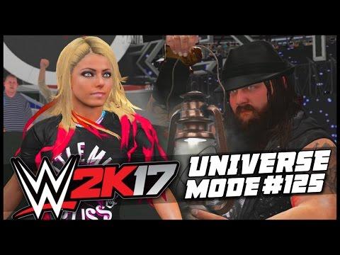 WWE 2K17   Universe Mode - 'WRESTLEMANIA!' (PART 2)   #125