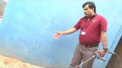 Anti Termite Treatment Demo by Varna Pest Control, Bangalore