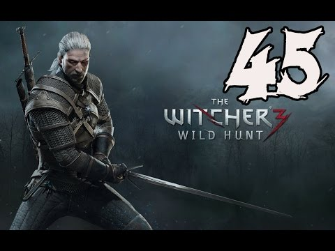 The Witcher 3: Wild Hunt - Gameplay Walkthrough Part 45: Swamp Thing