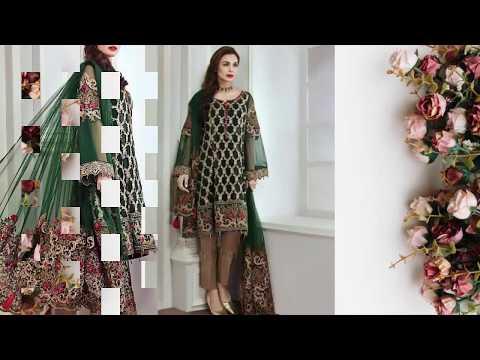 Beautiful PartyWear Kurti Designs Collections/Kurta designs/suit design/salwars kameez designs- FSHC