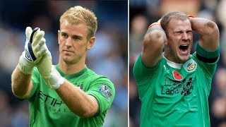 What the hell happened to Joe Hart? - Oh My Goal