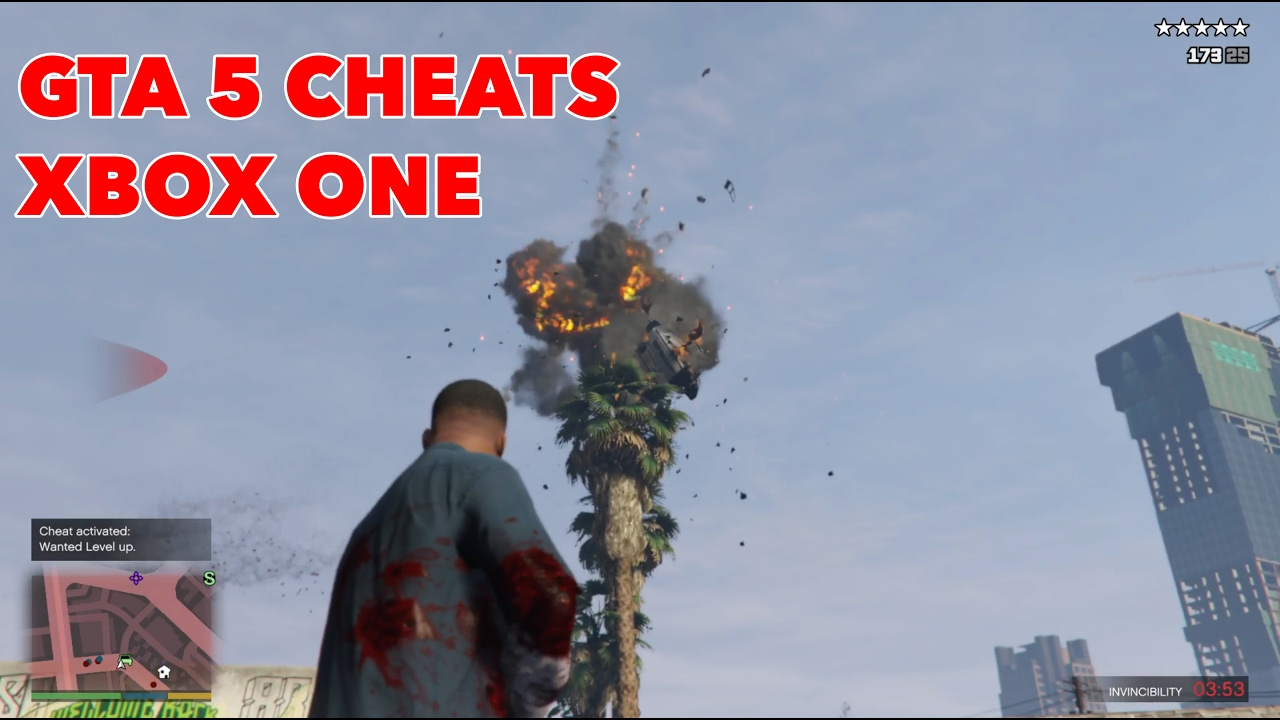 GTA 5 Cheats, Codes and Money for Xbox 360