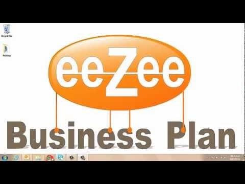 eezee business plan