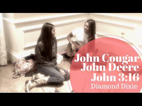 John Cougar, John Deere, John 3:16 by...