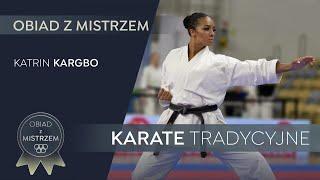 Katrin Kargbo - Karate Tradycyjne - Obiad z Mistrzem - Odcinek #2