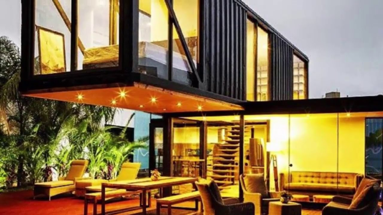 10 gorgeous shipping container houses design ideas