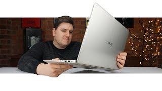 Asus Vivobook S510U Laptop Review