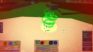 Casual Day In The Battle Grounds/Roblox/Elemental BattleGrounds