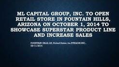 MLCG to open Retail Store in Fountain Hills, AZ