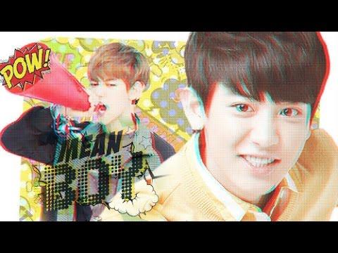 (exo; fiction trailer) MEAN BOY #มนุษย์ชานยอล | chanbaek kaihun