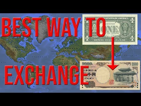 Banking In Japan - Sending And Exchanging Money To Japan