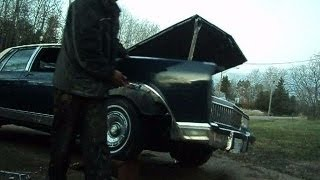 Front Fender Removal - Full-Size/Mid-Size Car - Oldsmobile * Buick * Pontiac * Chevrolet