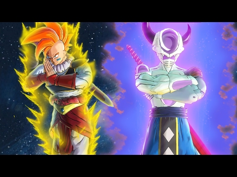 THE PERFECT TEAMWORK! Alliance With Universe 6 | Dragon Ball Xenoverse 2