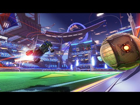 5 Rocket League Shots That Were Invented By Pros thumbnail