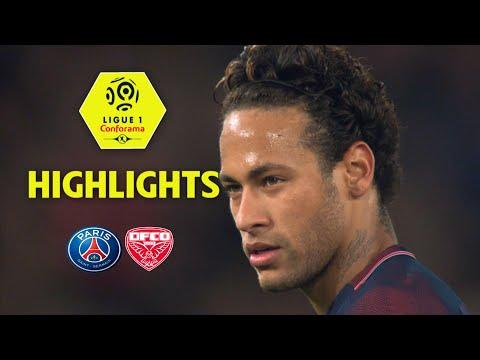 Paris Saint-Germain - Dijon FCO (8-0) - Highlights - (PARIS - DFCO) / 2017-18