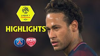 Paris Saint-Germain - Dijon FCO (8-0) - Highlights - (PARIS - DFCO) / 2017-18