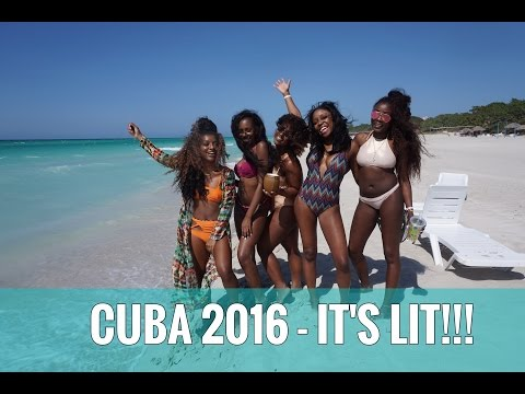 Cuba 2016 Vlog | IT'S LIT!   PART 1