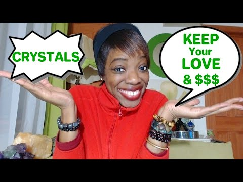 How To Use TIGER EYE Crystal To Keep YOUR Money Love Health 💚