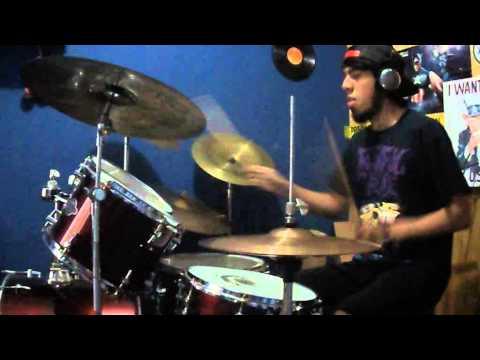 Zomboy - Raptor (Drums)