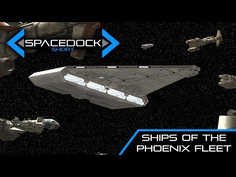 Star Wars: The Ships of the Rebel Phoenix Fleet (Star Wars Explained, Fact Free) - Spacedock Short