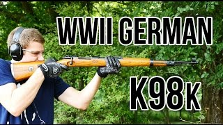 K98k Rifle: Backbone of the Wehrmacht