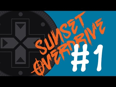 Cookies n' Cream | Sunset Overdrive - Part 1: Rise of Squatch