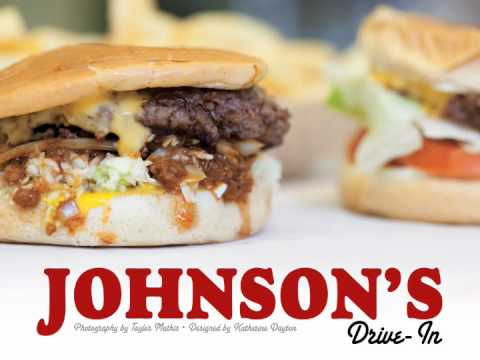 Johnson's Drive-In, Siler City, N.C.