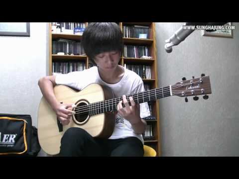 (Original) Walking on a Sunny Day - Sungha Jung