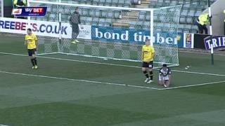 Plymouth Argyle vs Burton Albion - League Two 2013/14 Highlights