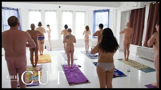 Radical Beauty: Inside a Naked Yoga Class, Baring Is Caring