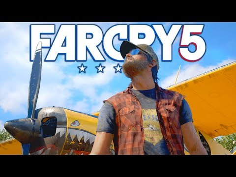 Far Cry 5: Story Info, Characters, & MORE!