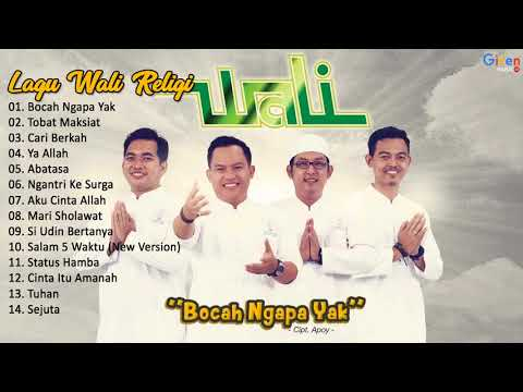 Bocah Ngapa Yak - Lagu Religi Wali 2018 - Lagu Religi Terbaru
