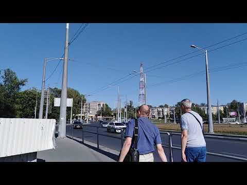Самара/Октябрьский район/ул Луначарского/Московское шоссе. SAMARA-RUSSIA.